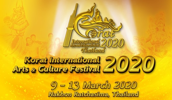 Korat International Art and Culture Festival 2020