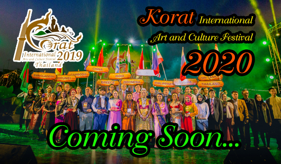 Korat International Art and Culture Festival2019